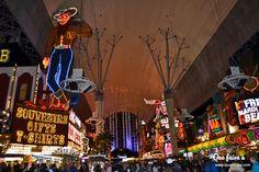 Fremont Street Experience - Las Vegas