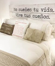 Mexican Hacienda, Bed Pillows, Pillow Cases, Sweet Home, New Homes, Bedroom, House, Vintage, Rural House