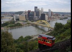Why Pittsburgh is a hidden travel gem!   Love this view.
