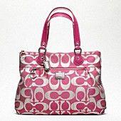 I love Coach purses