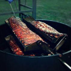 Rib-O-Lator Barbecue Rotisserie - $100   Petagadget