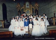 Primeras comuniones en los Trinitarios de Algorta (Colección Trinitarios de Algorta) (ref. 01706)