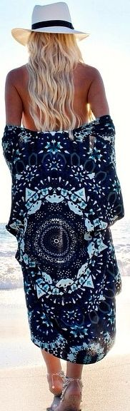 This is what I got over the holidays in Hawaii. I love it!!! It's the perfect mid thigh length - shorter than this version and a great cover up!