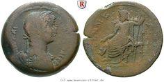 RITTER Ägypten, Alexandria, Hadrianus, Drachme Serapis, Kerberos #coins