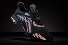 adidas Alphabounce Xeno running shoe - 'tilted'