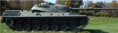 Leopard 1 Prototype