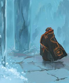 The Wind Waker Ganondorf rain day