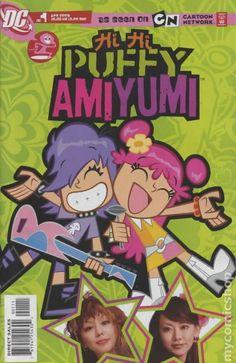 Hi Hi Puffy Amiyumi (2006) 1