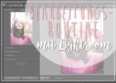 roségolden - meine Bildbearbeitungs-Routine mit Lightroom #Bildbearbeitung #Lightroom