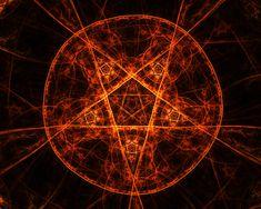 satanic pentagram wallpaper - Google Search