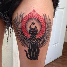 2c3855e8e6c672636c203aab10b61a42--cat-tattoos-thigh-tattoos.jpg 640×640 pixels