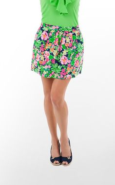 Mimosa Skirt Lilly Pulitzer