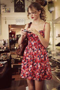 Flower Girl Dresses Taylor Swift Red