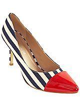 Nautical Court Shoes