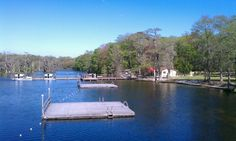 Wakulla Springs Park Beach
