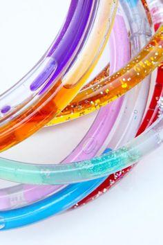 Tuto bracelet tube