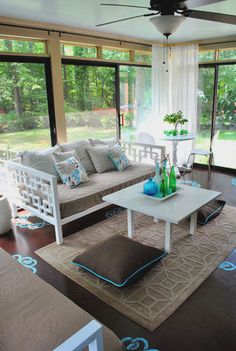 sun room love the windows!!