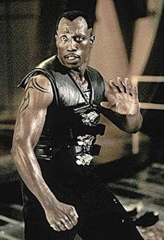 Blade is my favorite Wesley Snipers movie of all time.