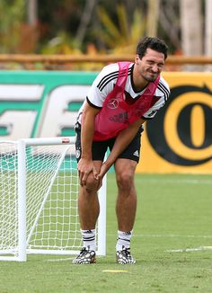 Mats Hummels Photos - Germany Training [the degree to which he reminds me of my crush is incredible]