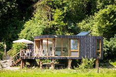 tiny houses on stilts - Google Search