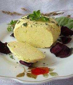 Serek a'la kaukaski How To Make Cheese, Food To Make, Meat Sandwich, White Cheese, Meat And Cheese, Polish Recipes, Bon Appetit, Vegetarian Recipes, Food And Drink