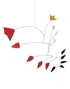 Alexander Calder, Fleur Jaune
