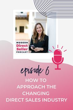 This episode of the Modern Direct Seller Podcast is taken from an interview with Suzy Goodwin on the Serve then Sell Podcast. We cover mistakes that new direct sellers make, how to build authentic relationships with your team and customers and tips for seasoned direct sellers to keep innovating in their business over the long-haul.