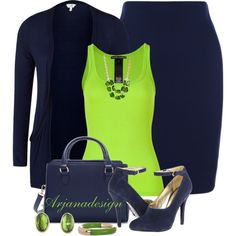 """Manic Monday"" by arjanadesign on Polyvore"