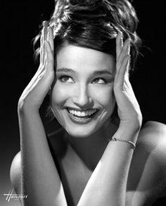 Marie Gillain, actrice.