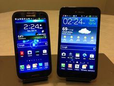Samsung Galaxy S3 vs. Samsung Galaxy Note Review #Attmobilereview @TMobile #4GLife