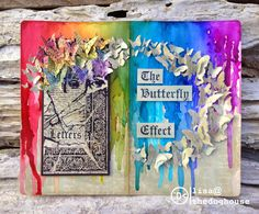 the doghouse: tim holtz - 12 tags of 2014 - september