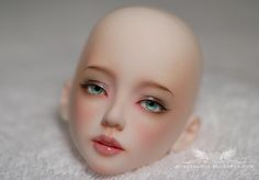 Jointed Love: Beautiful faceup jobs