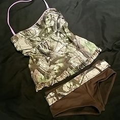 Shop Women's realtree Green Purple size M Bikinis at a discounted price at Poshmark. Description: New, never worn! Cool Outfits, Summer Outfits, Camo Stuff, White Camo, Swimsuits, Bikinis, Green And Purple, Mud, New Look