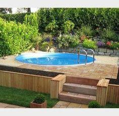 Swimmingpool im Garten: 6 budgetfreundliche Ideen (von Sabine Neumann)
