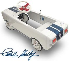 Little Boutique - Pedal Cars - Pineapple Shelby Pedal Car Pedal Tractor, Pedal Cars, Ford Mustang 1965, Shelby Gt, Shelby Mustang, Bike Pedals, Power Cars, Kids Ride On, Go Kart