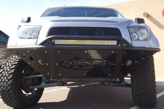 Shop 2007- 2013 Toyota Tundra Stealth Front Bumper at ADD Offroad