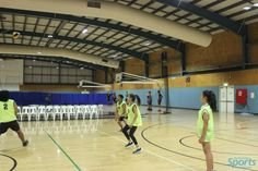 Live Well Logan. Learn to play Volleyball at Marsden Highschool from 7pm. Starts Tuesday 25 Oct.  http://www.aehiqld.com/