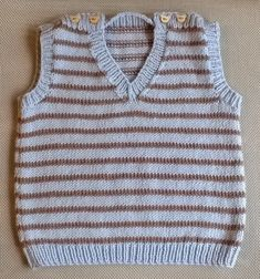 30 Fantastiche Immagini Su Gilet Baby Knitting Knitting For Kids