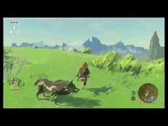 The Legend of Zelda: Breath of the Wild Lets You Do Seriously Crazy Stuff - 2016 E3 2016, Game Effect, Video Game Industry, Mere Mortals, Zelda Breath, Breath Of The Wild, Legend Of Zelda, Breathe, Video Games