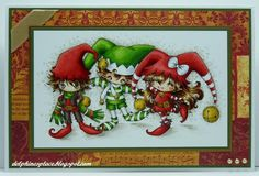 Digital Stamps :: Special Dates :: Christmas - page 3