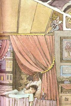 from Maurice Sendak's illustrations for Nutcracker...