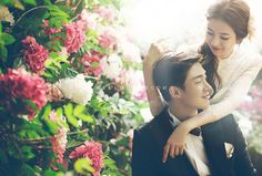 pre wedding photo shoot in Korea with cherry blossom, cherry blossom pre wedding photo package in Korea, Korea cherry blossom, Korea outdoor photo shoot package, Korean style outdoor photography, Korean outdoor pre-wedding photo shoot package promotion, Korea outdoor pre wedding photographer, hellomuse