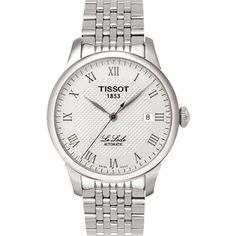 T41.1.483.33 Tissot Le Locle Automatic Mens Watch Price $390