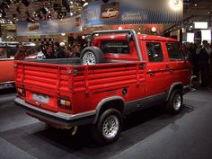 VW SYNCRO Double Cab