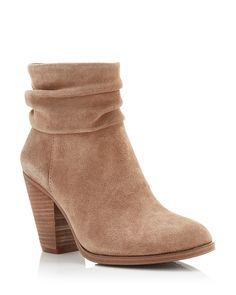 VINCE CAMUTO Hesta Slouch High Heel Booties - 100% Bloomingdale's Exclusive | Bloomingdale's