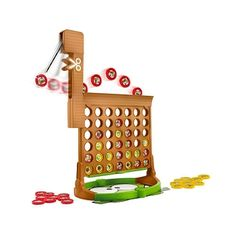 Cut the Rope Connect 4 Game in Great Big ToysRUs Play Book from ToysRUs on shop.CatalogSpree.com, my personal digital mall.