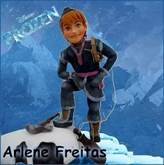 Kristoff - Personagem de Frozen
