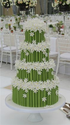 Peggy Porschen Wedding Cake View Collection - http://www.peggyporschen.com/wedding-cakes