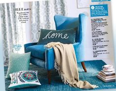 Bring Spring into your home with the latest issue of Avon Living.