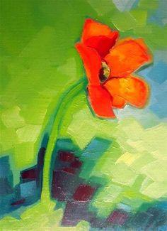 """Spring Break"" - Original Fine Art for Sale - ©Laurie Mueller"